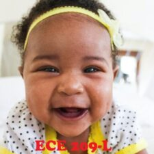 ECE 209-092W Lecture | Infant Care & Curriculum | Spring 2021 | J. Longley